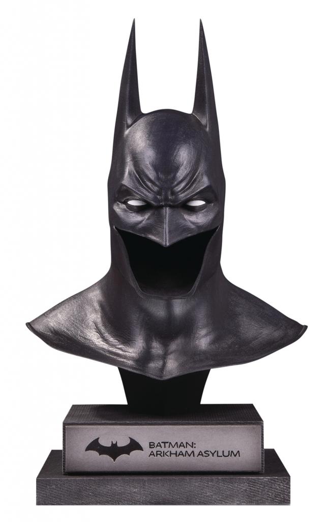 Batman Arkham Asylum Cowl Bust