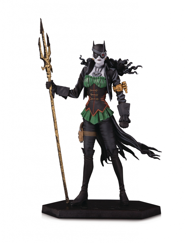 Dark Nights: Metal - The Drowned Statue