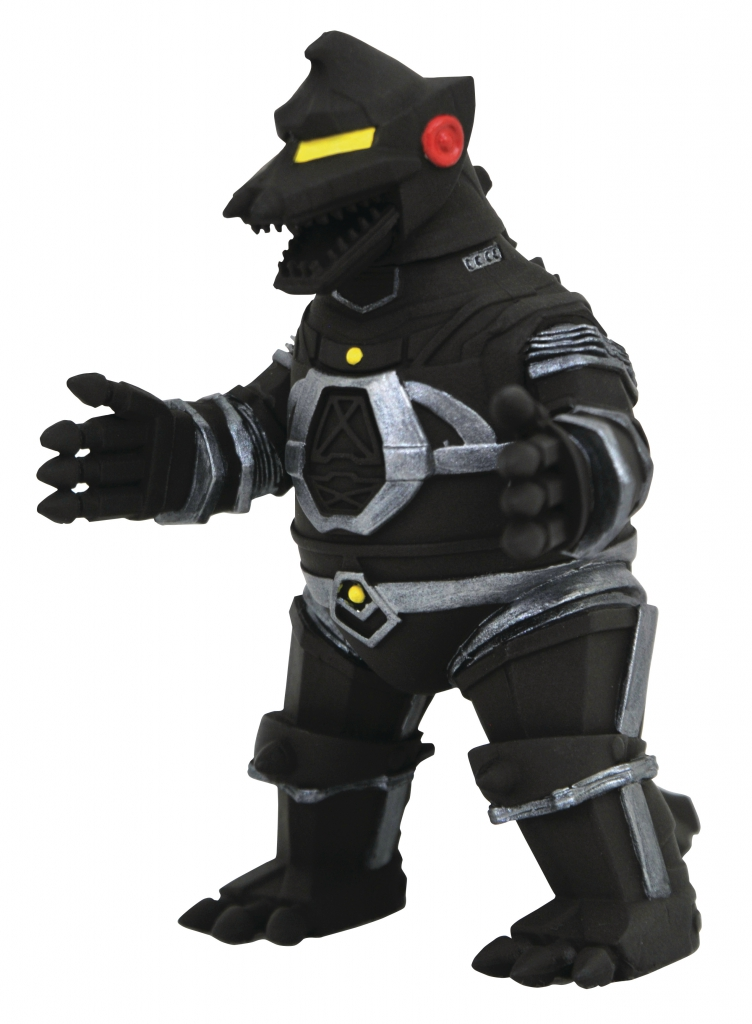 Diamond Select Vinimates - Mechagodzilla, Black Variant