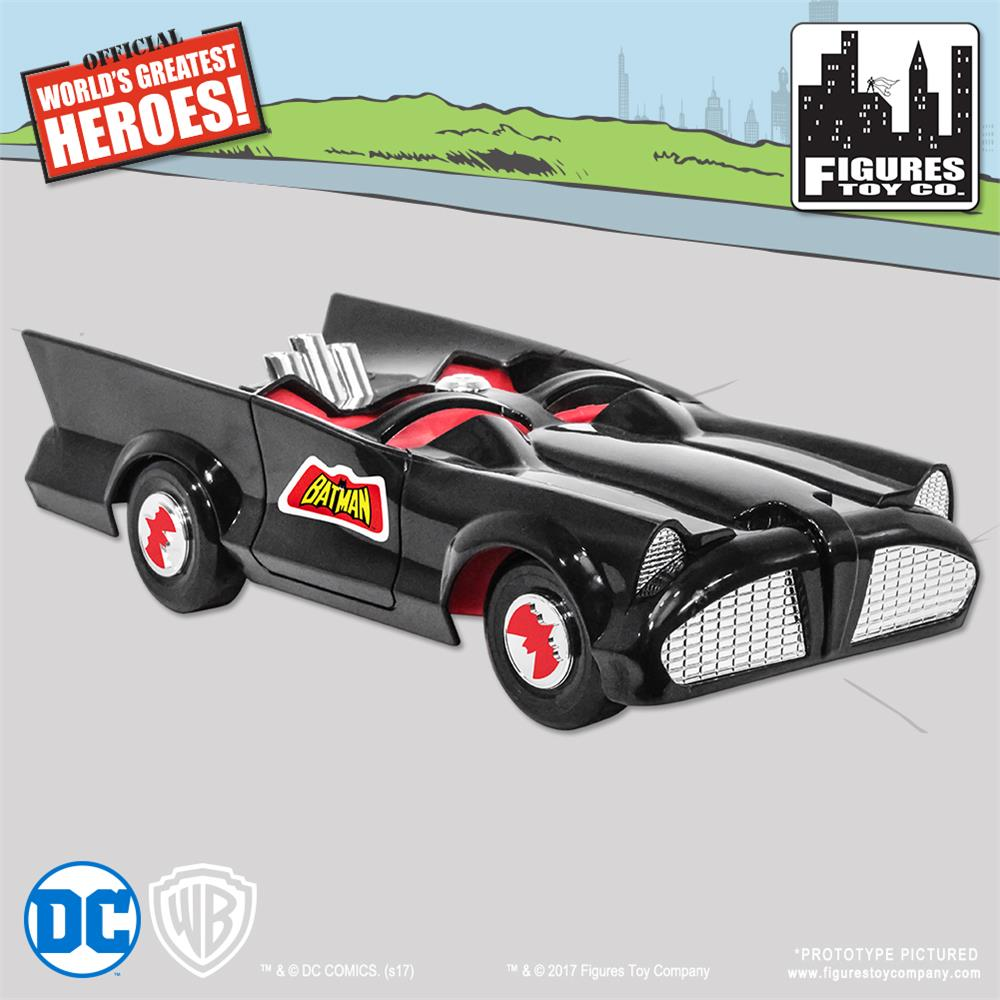 Retro Batmobile - Black
