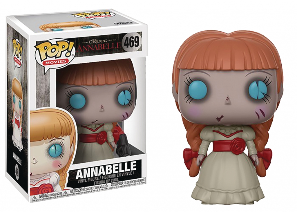 Funko Pop! Horror - Anabelle