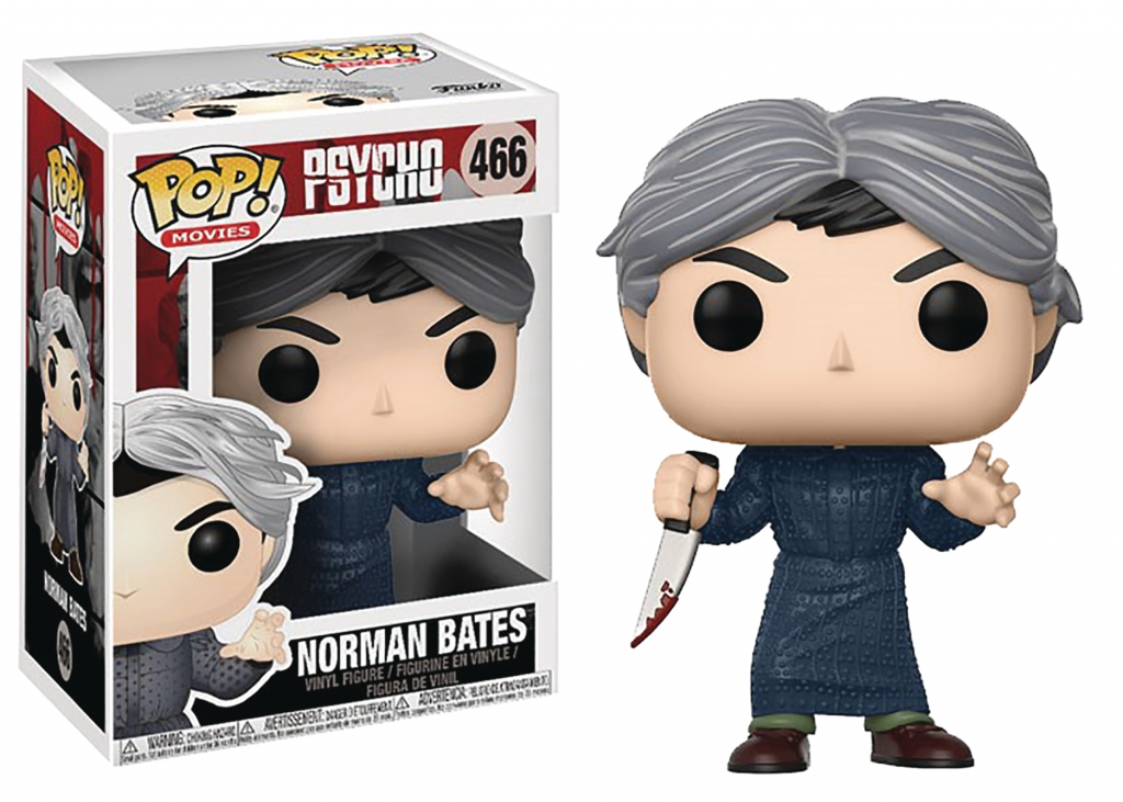 Funko Pop! Horror - Norman Bates