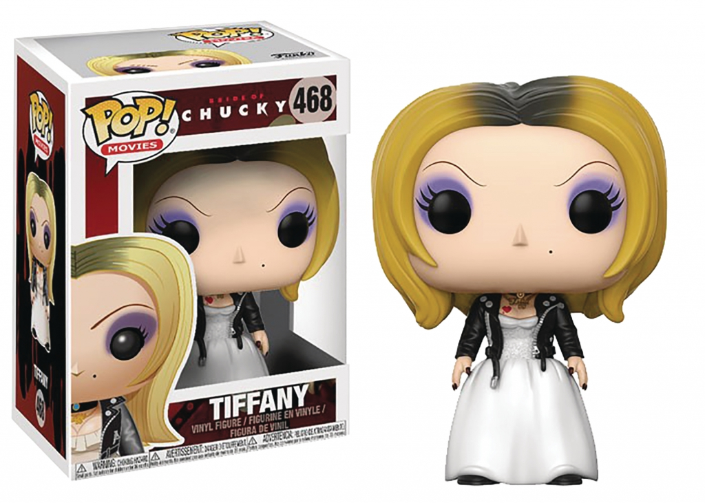Funko Pop! Horror - Tiffany, Bride of Chucky
