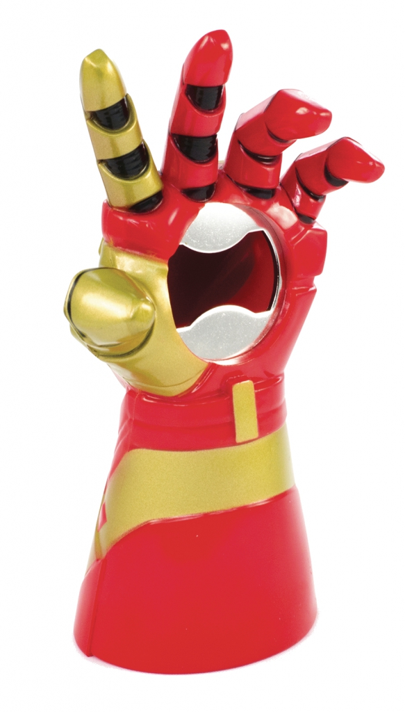 Iron Man Hand Bottle Opener