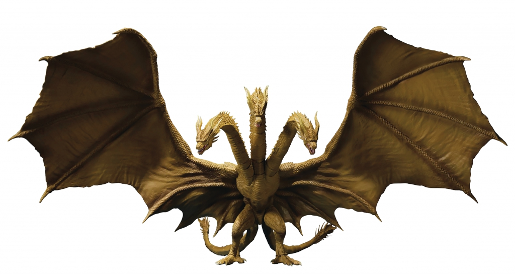 King Ghidorah 2019 Action Figure