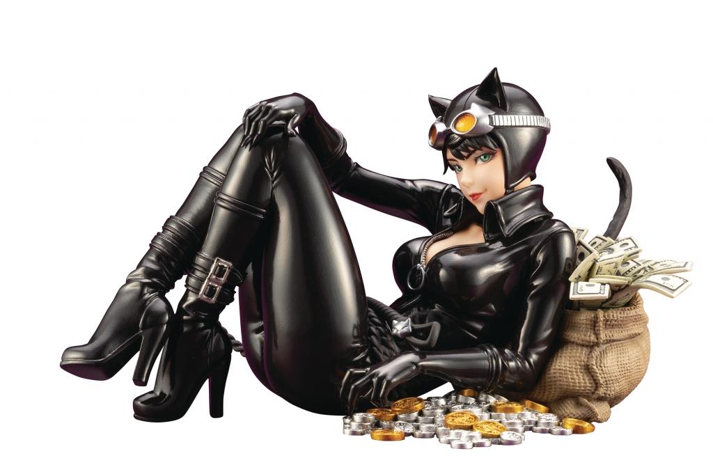 Catwoman Bishoujo Statue
