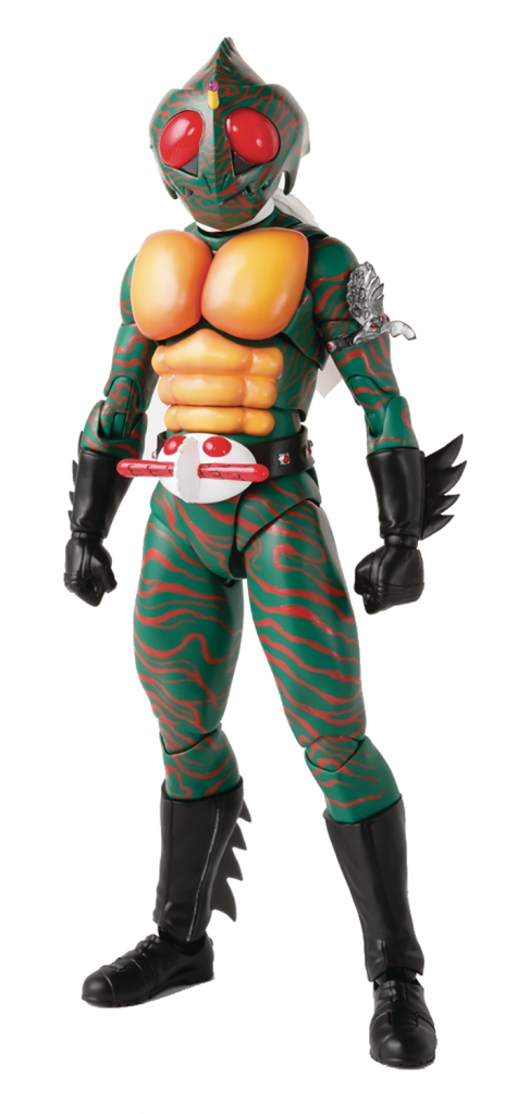 Masked Rider Amazon Action Figure
