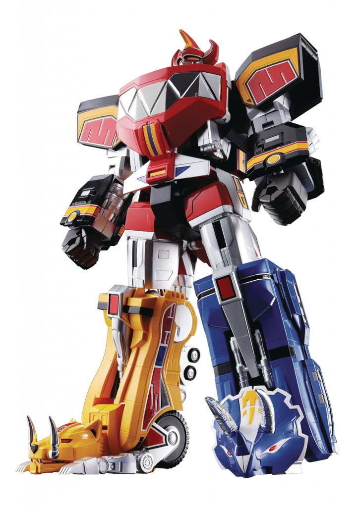 Mighty Morphin Power Rangers Megazord Action Figure