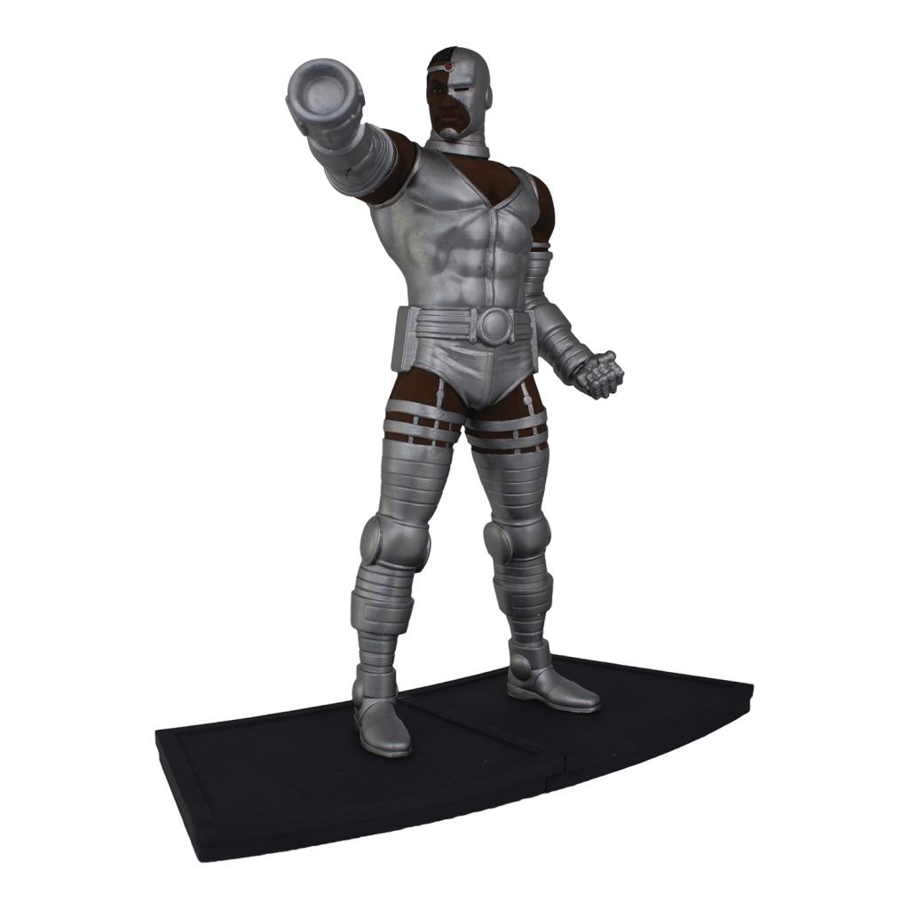 Teen Titans Polystone Statues - Cyborg