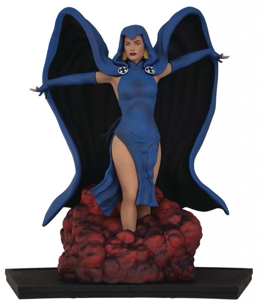Teen Titans Polystone Statues - Raven