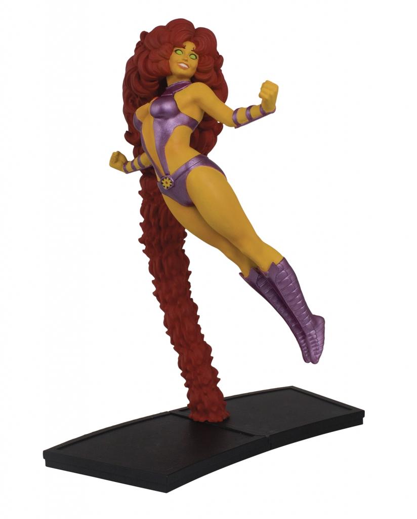 Teen Titans Polystone Statues - Starfire