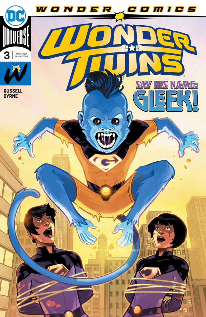 Wonder Twins - Vol 1, No. 3