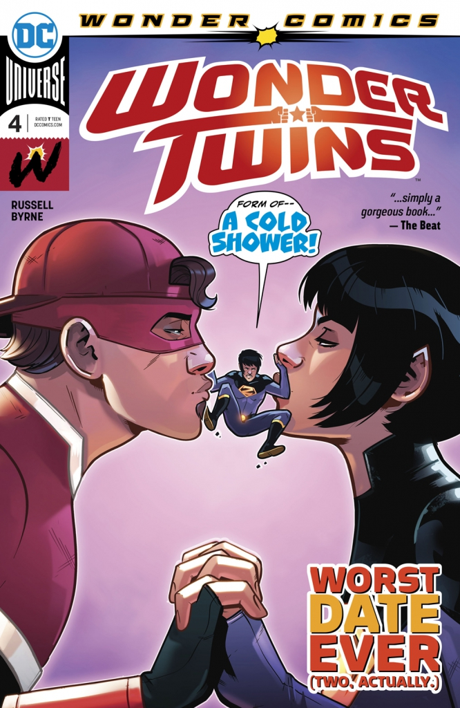 Wonder Twins - Vol 1, No. 4