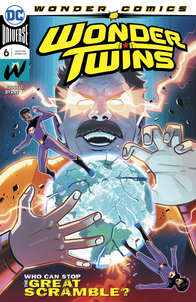 Wonder Twins - Vol 1, No. 6