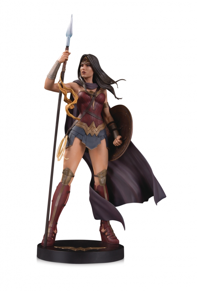 Wonder Woman Statue by Jenny Frison