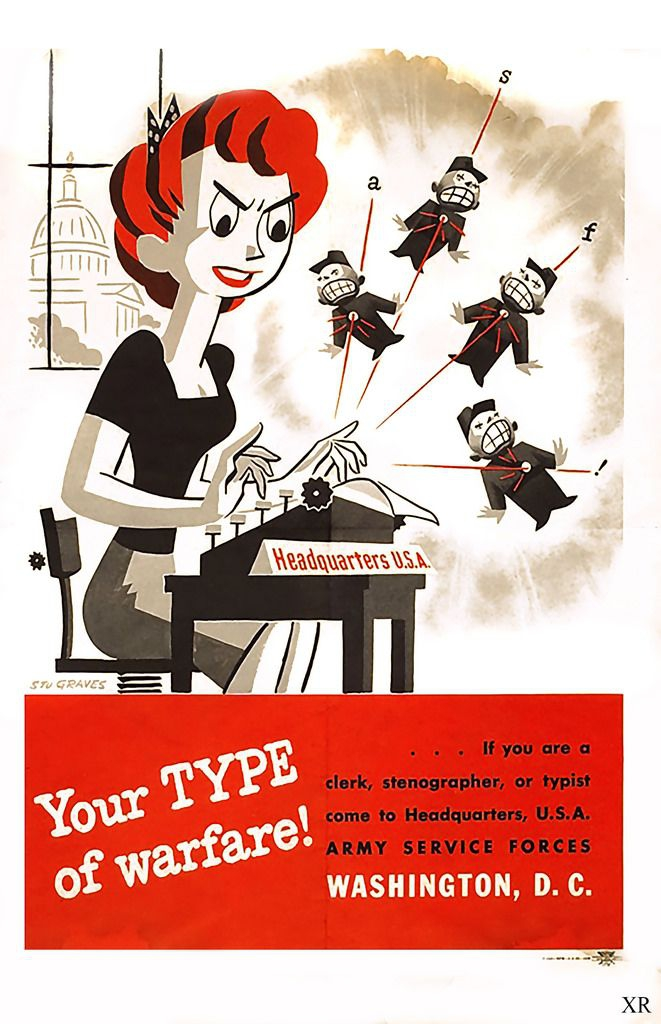 World War II Propaganda Posters - Your TYPE of Warfare!