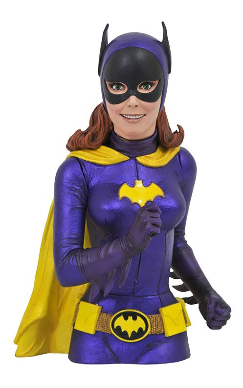 Batman Classic TV Series: Batgirl Vinyl Bust Bank