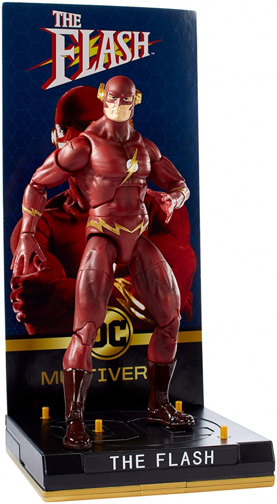 DC Multiverse Signature Collection–The Flash Action Figure