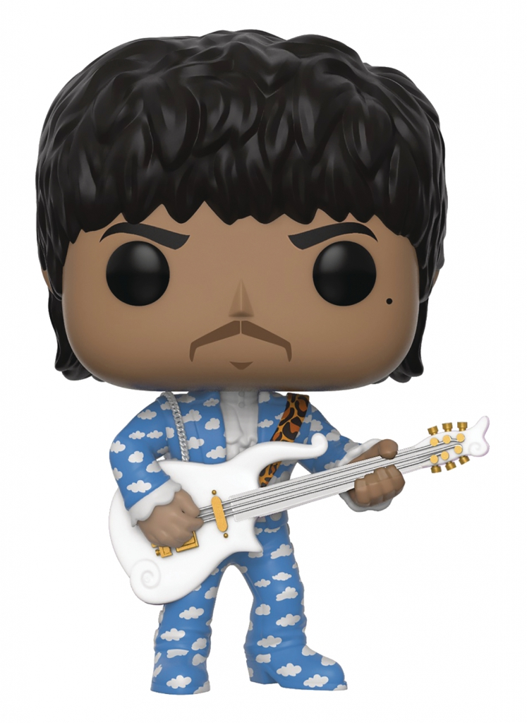 Funko Pop! Vinyl Figures - Prince, Around The World In A Day