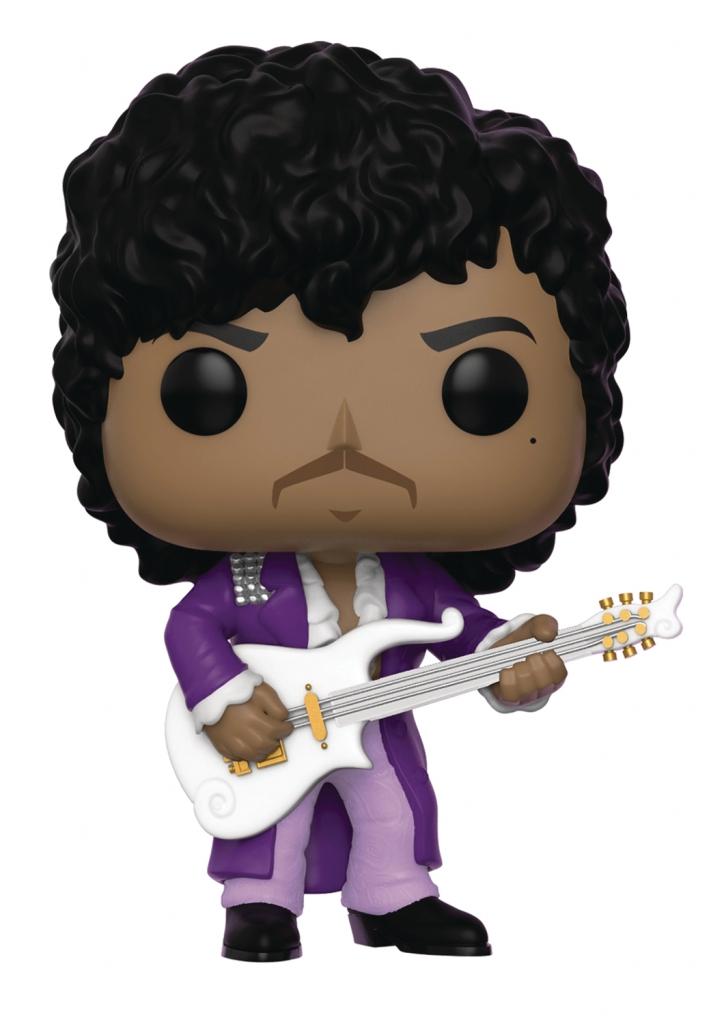 Funko Pop! Vinyl Figures - Prince, Purple Rain