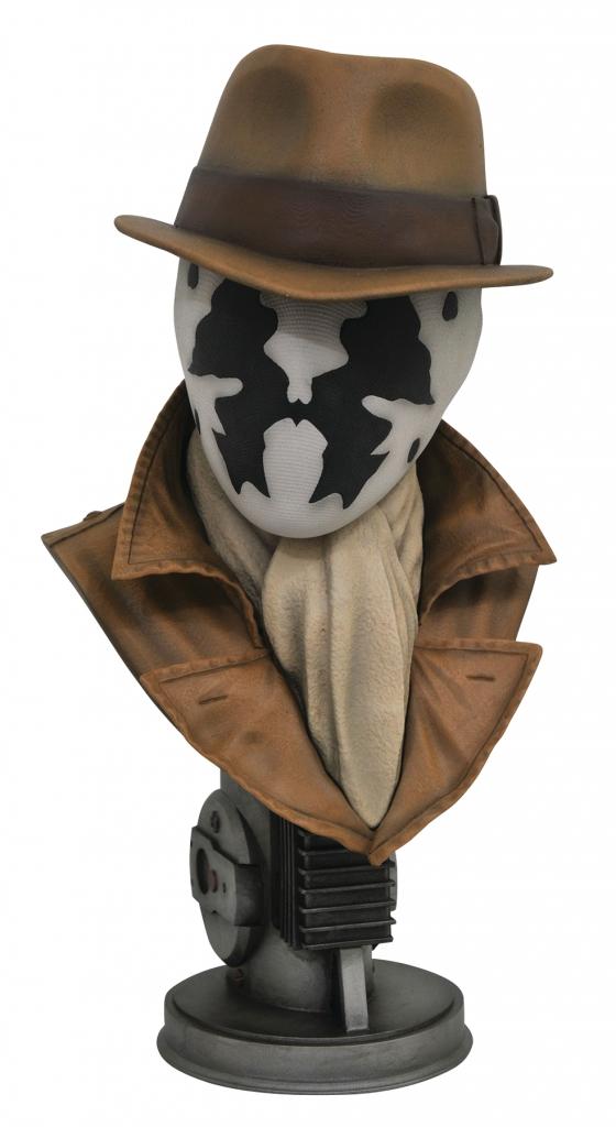 Rorschach Half-Scale Bust