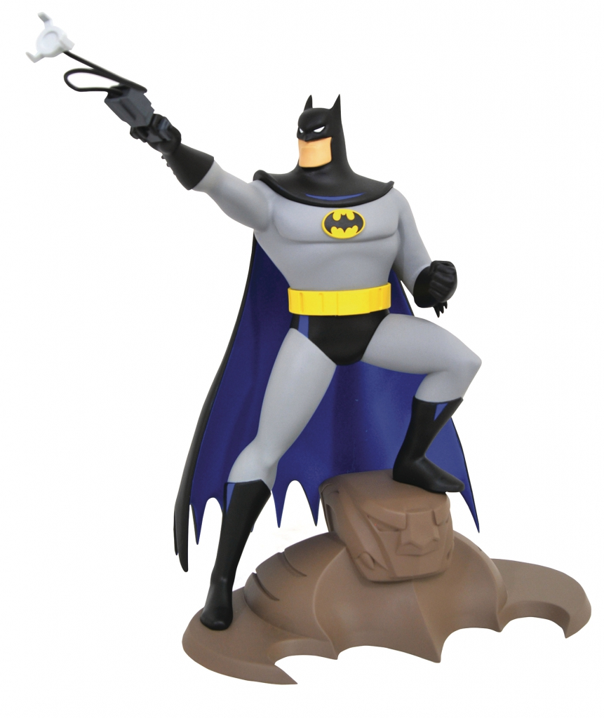 Batman With Grappling Gun PVC Figure