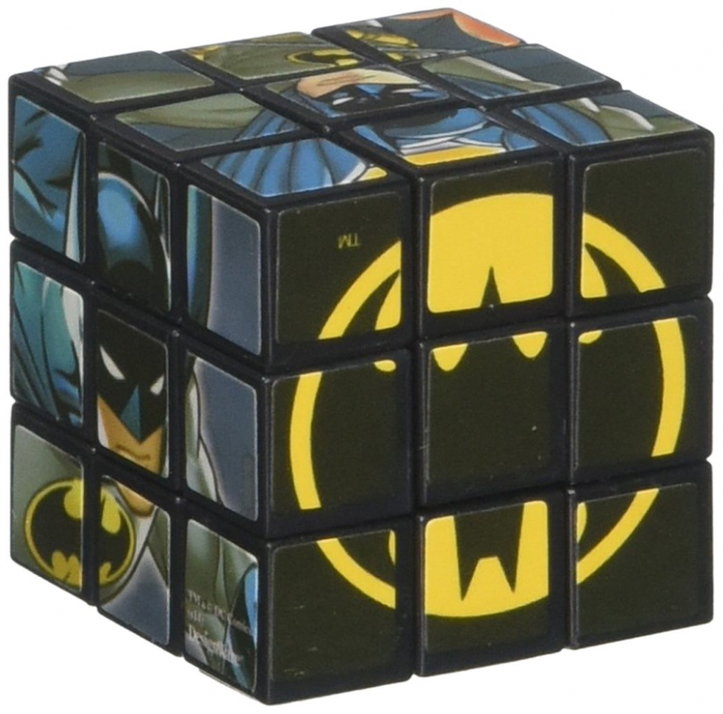 Batman Rubik's Cube