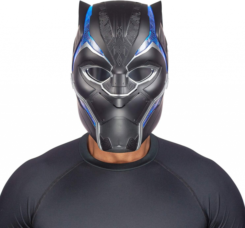 Black Panther Legends: Gear Helmet