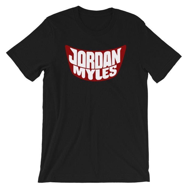 WWE Jordan Myles T-Shirt
