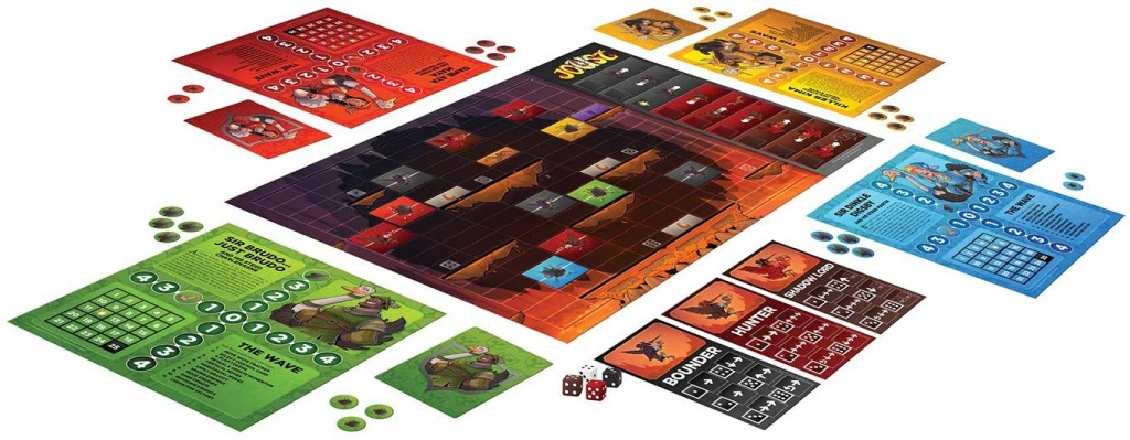 Joust, The Board Game