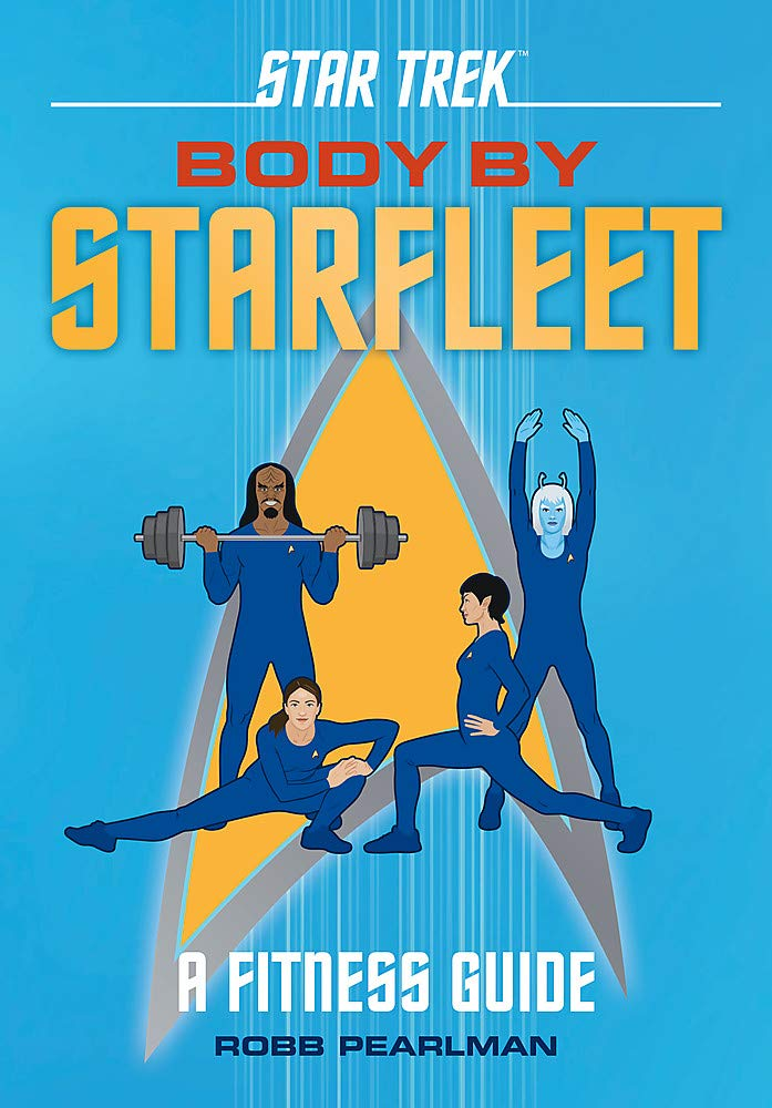 Star Trek: Body By Starfleet Cover