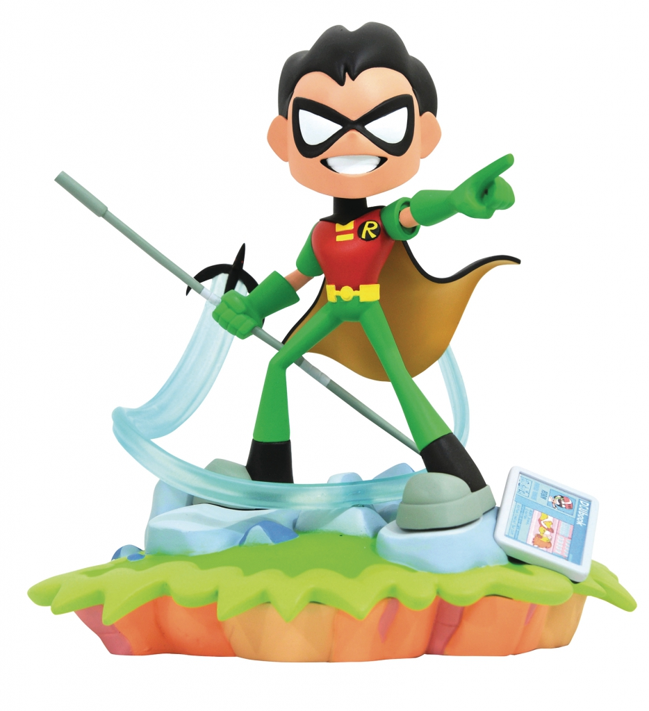 Teen Titans Go! - Robin PVC Figure