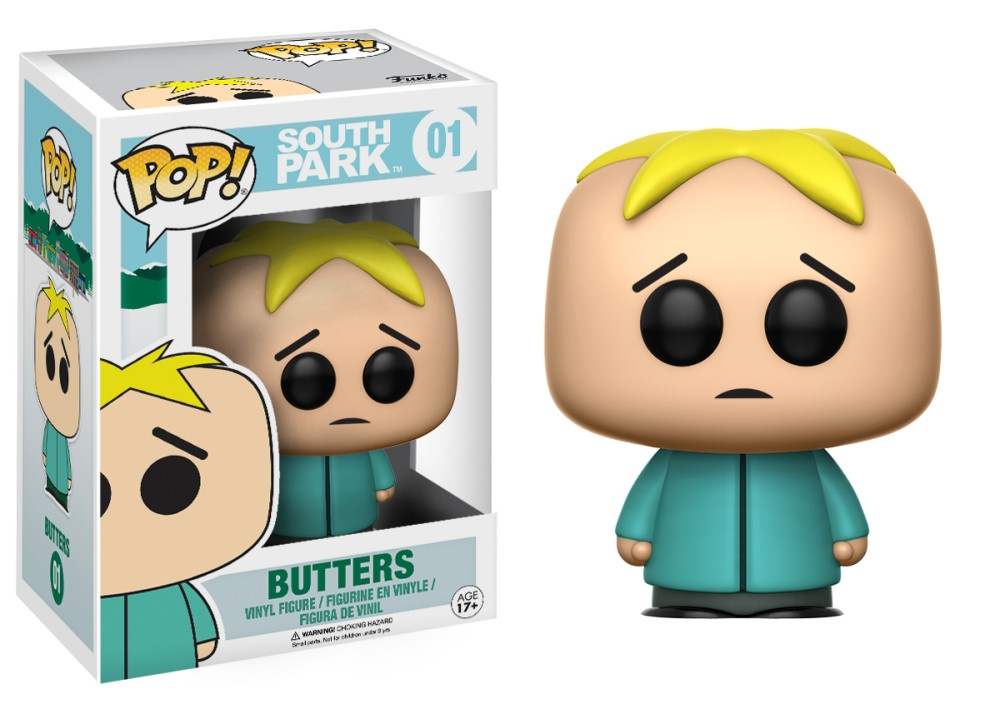 Funko Pop! South Park Vinyl Figures - Butters Stotch
