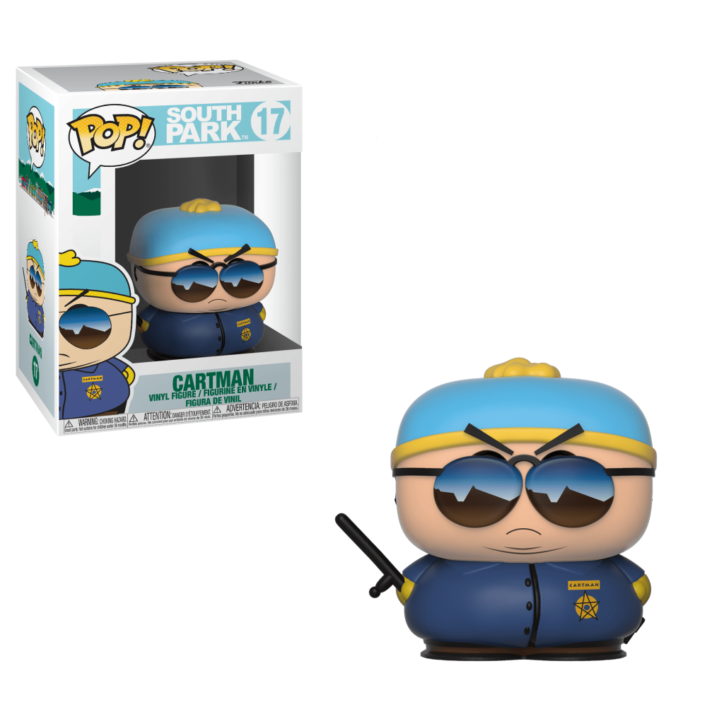 Funko Pop! South Park Vinyl Figures - Eric Cartman