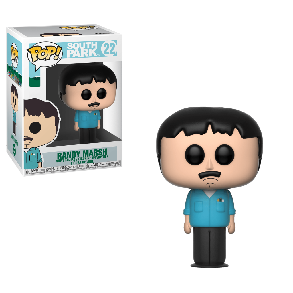 Funko Pop! South Park Vinyl Figures - Randy Marsh
