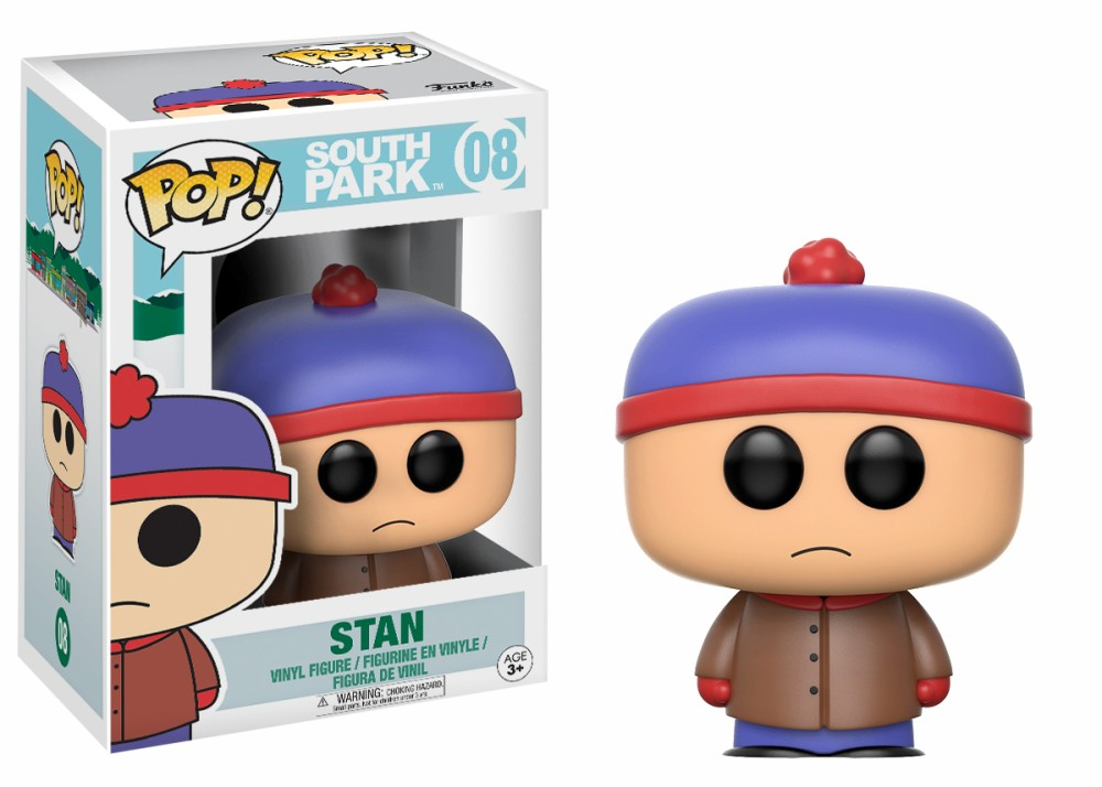 Funko Pop! South Park Vinyl Figures - Stan Marsh