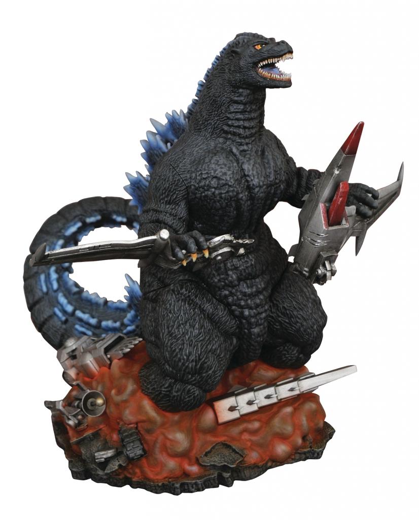 Godzilla 1993 PVC Figure