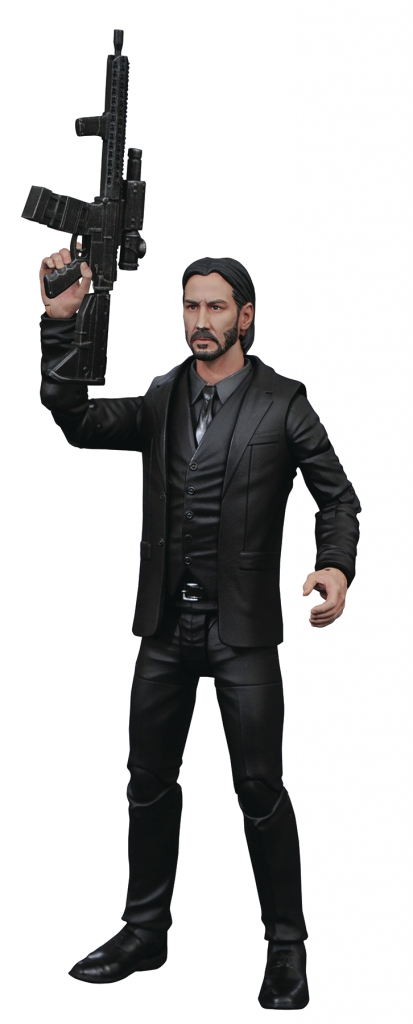 John Wick Chapter 2 Action Figure