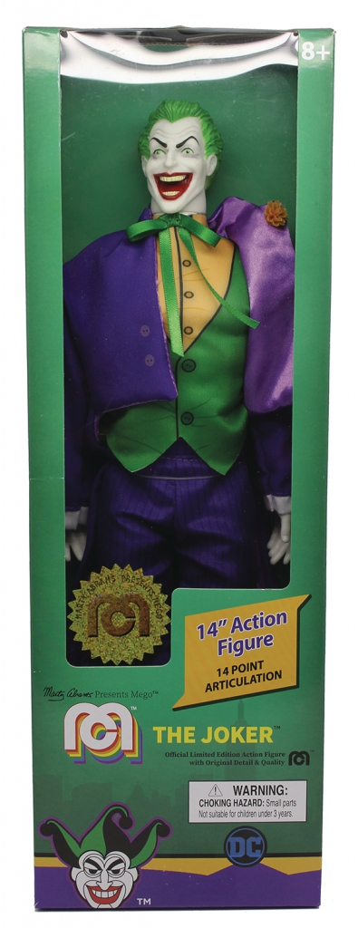 New 52 Joker Mego 14-inch Action Figure
