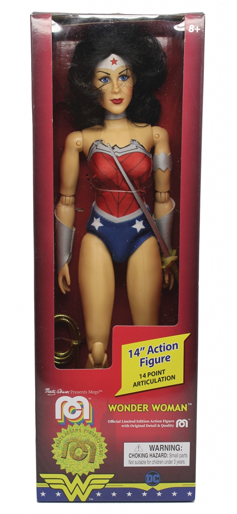 New 52 Wonder Woman Mego 14-inch Action Figure