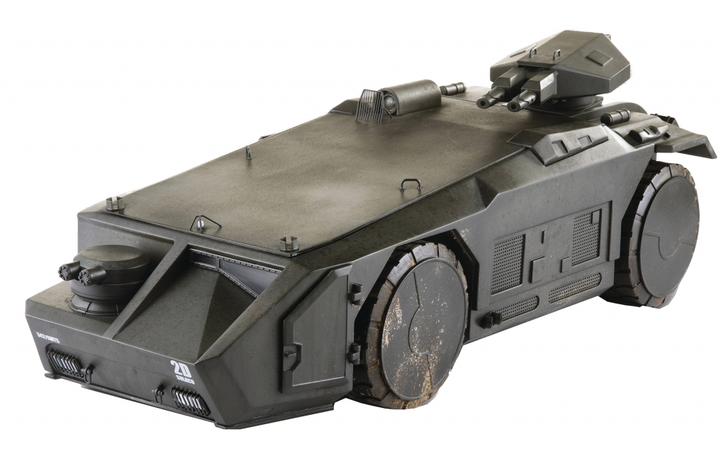 Aliens - M577 Armored Personnel Carrier