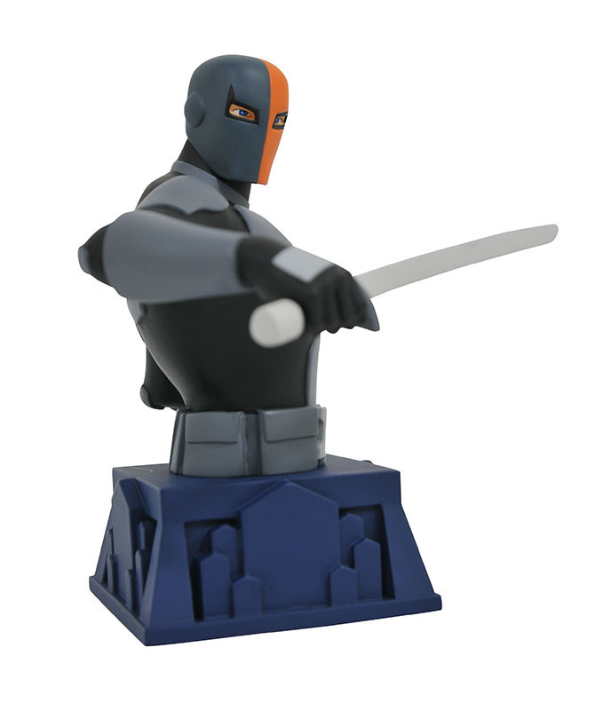DC Animated Deathstroke Bust