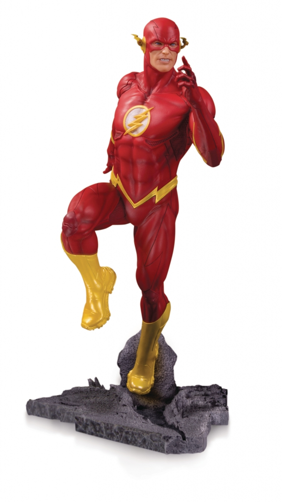 DC Core: The Flash PVC Statue