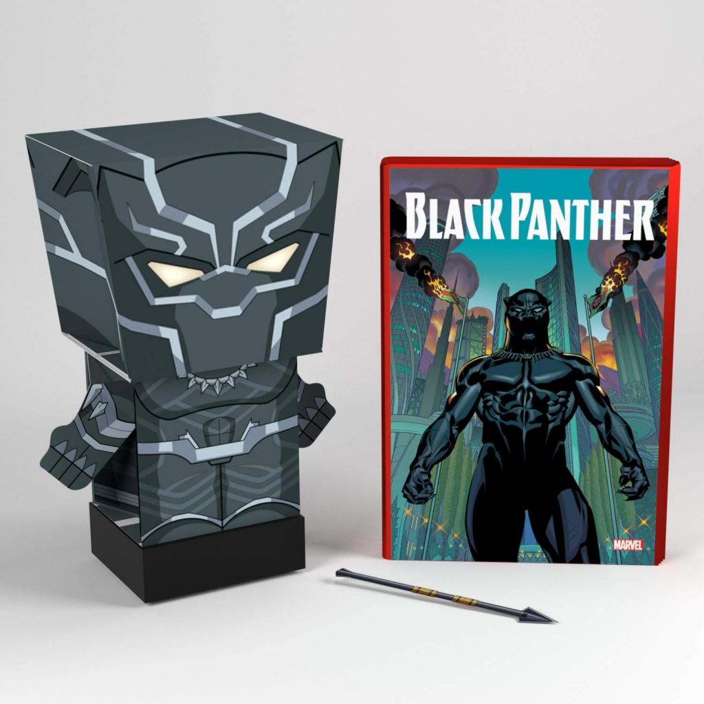 Marvel Pulp Heroes - Black Panther