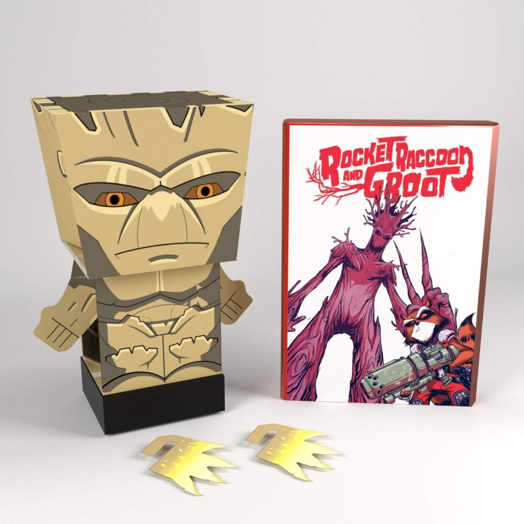 Marvel Pulp Heroes - Groot