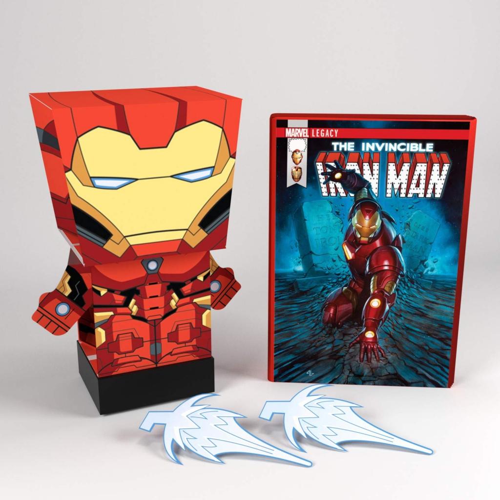 Marvel Pulp Heroes - Iron Man
