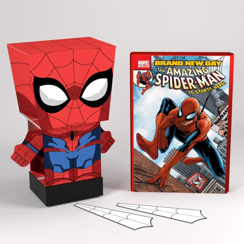 Marvel Pulp Heroes - Spider-Man