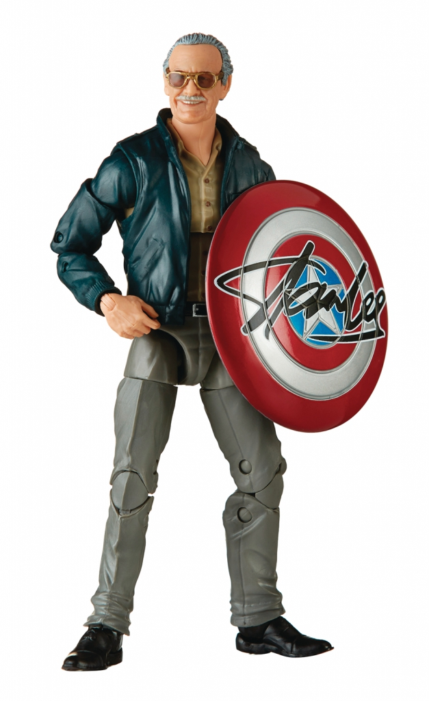 Marvel Legends: Stan Lee 6-inch Action Figure