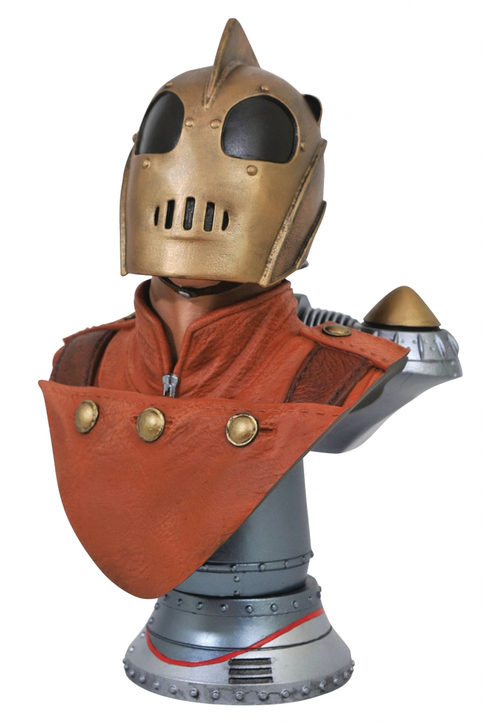 The Rocketeer 1/2 Scale Bust