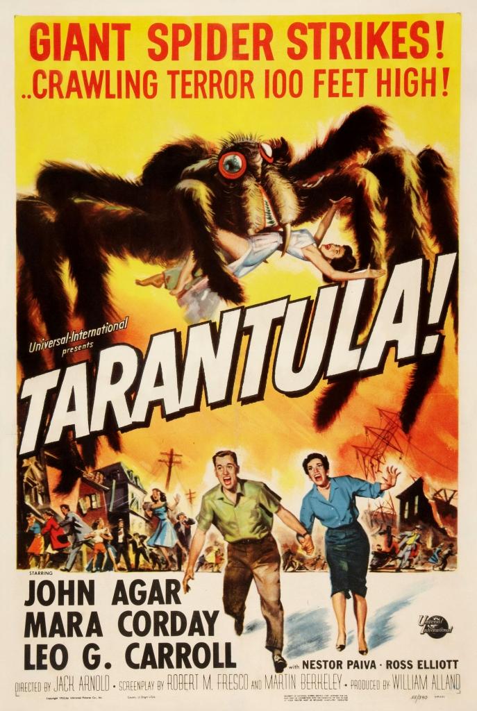 Tarantula (1955) Movie Poster